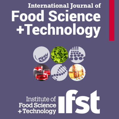 International Journal of Food Science & Technology